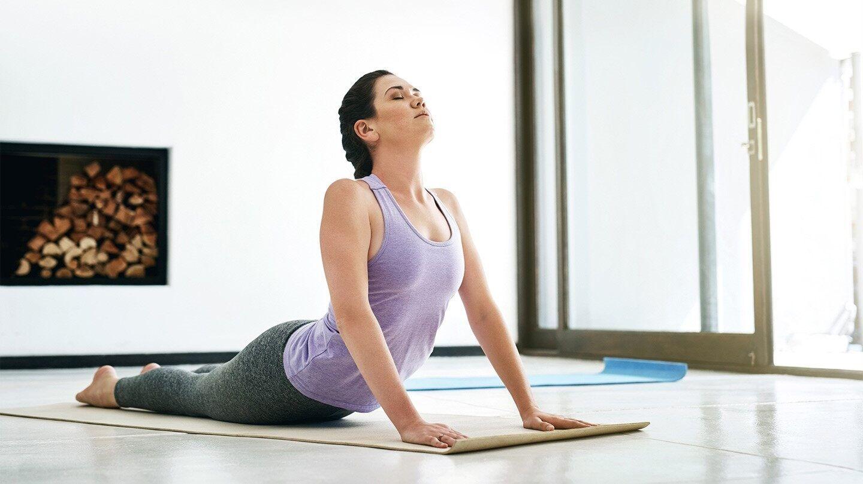 Tổng hợp khóa học Yoga tại nhà
