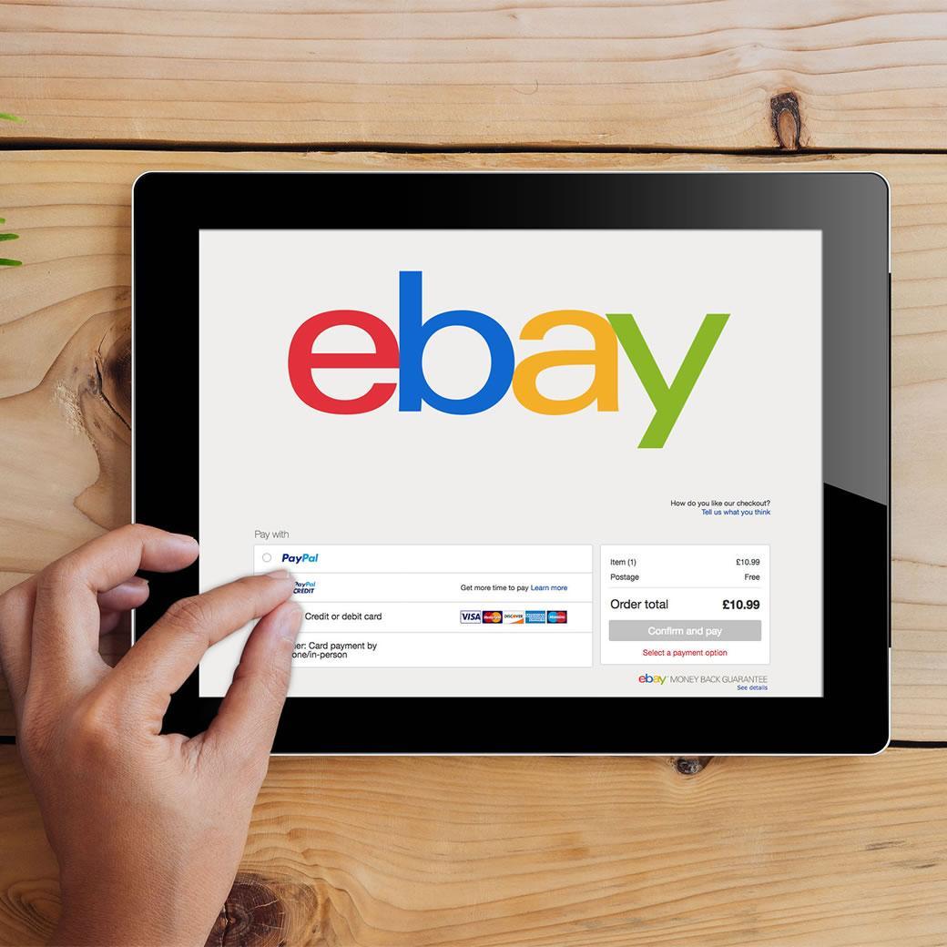Kiếm tiền Ebay