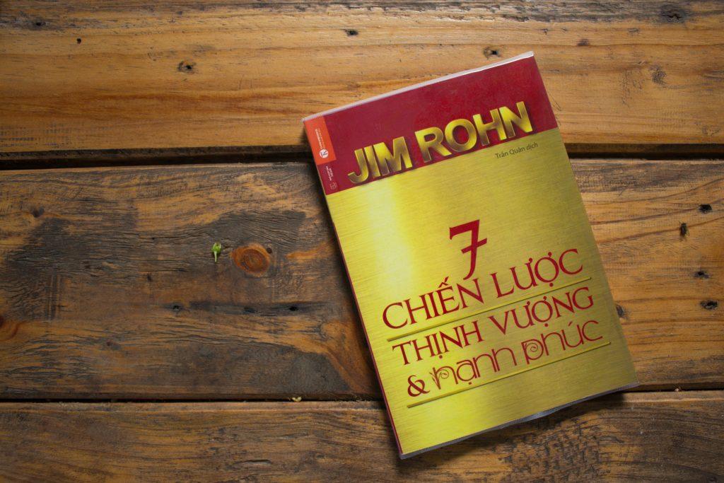 7 chiến lược thịnh vượng và hạnh phúc Jim Rohn
