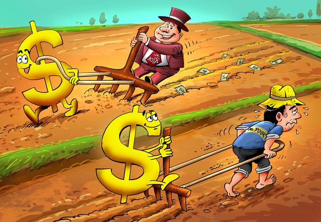 Tiền đẻ ra tiền