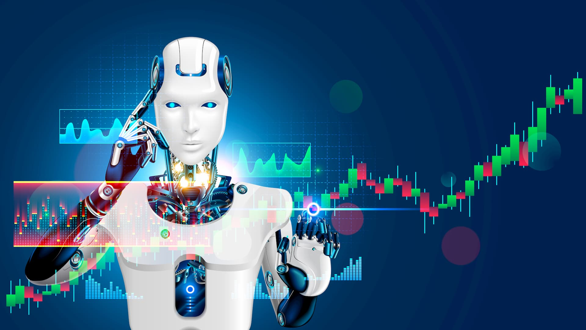 Giao dịch Forex bằng Bot