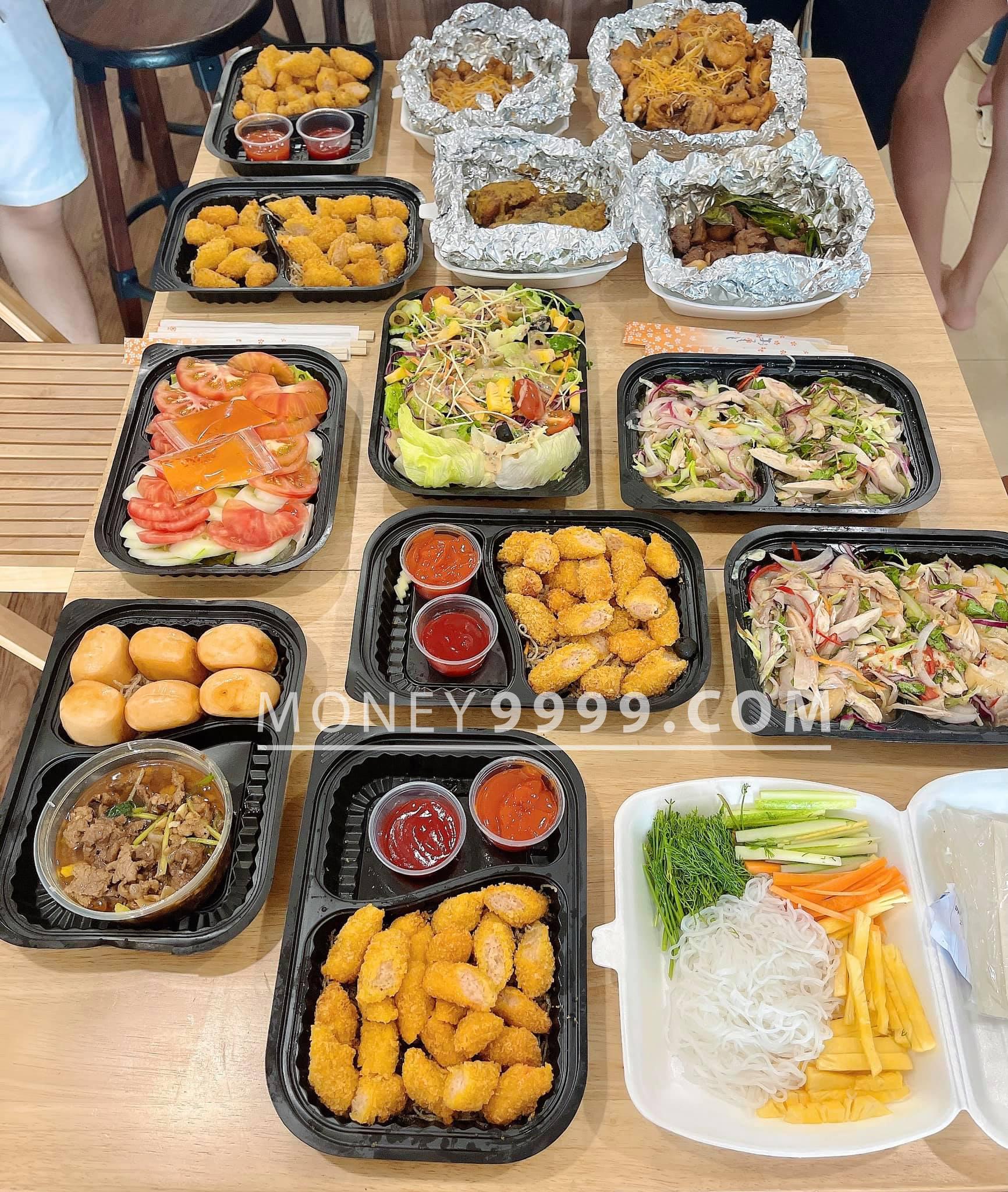 Đặt đồ ăn giảm giá 50% với Voucher VIP Vườn Thượng Đế